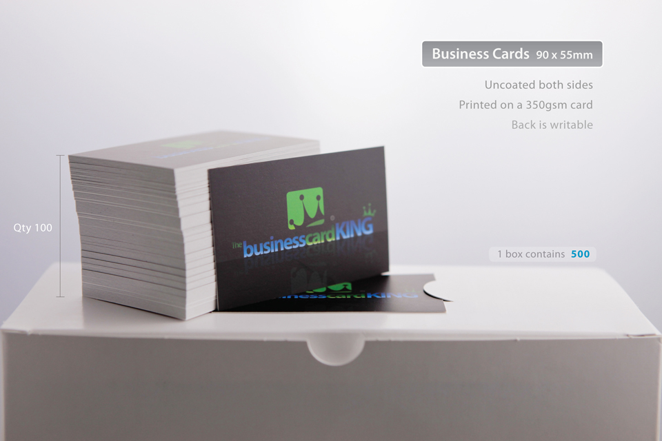 Business card printing the business card king 2000 29900 colourmoves Images